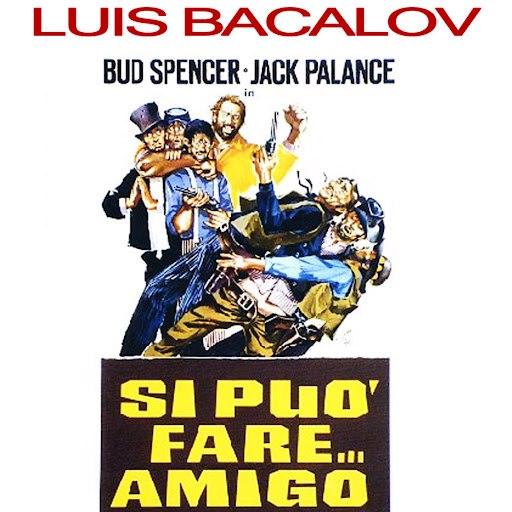 Luis Bacalov альбом Si Può Fare Amigo - It Can Be Done Amigo (Original Motion Picture Sountrack)