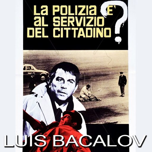 Luis Bacalov альбом La Polizia e' al Servizio del Cittadino