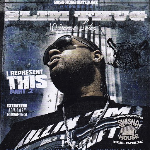 Slim Thug альбом I Represent This, Pt. 2
