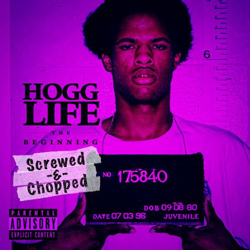 Slim Thug альбом Hogg Life: The Beginning (Screwed & Chopped)