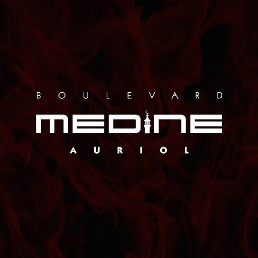Medine альбом Boulevard Auriol