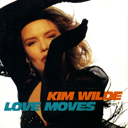 Kim Wilde альбом Love Moves