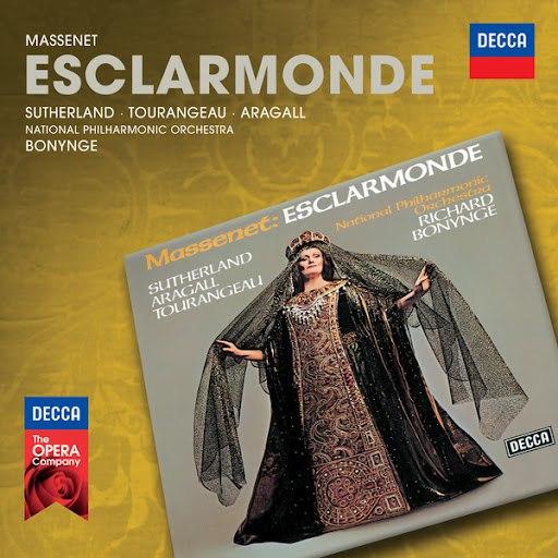 Jules Massenet альбом Massenet: Esclarmonde