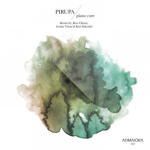 Pirupa альбом Piano Cure