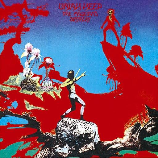 Uriah Heep альбом The Magician's Birthday
