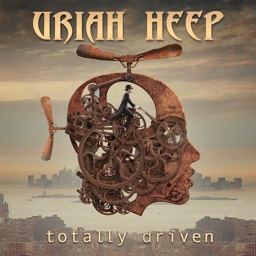 Uriah Heep альбом Totally Driven