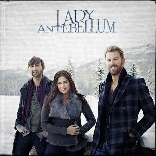 Lady Antebellum альбом Blue Christmas (Acoustic Version)