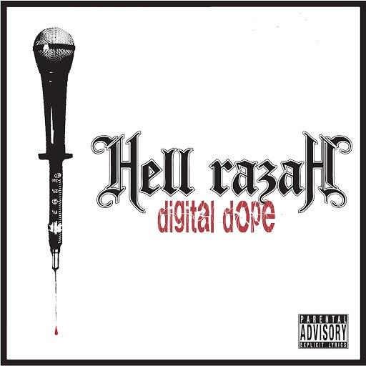 Hell Razah альбом Digital Dope