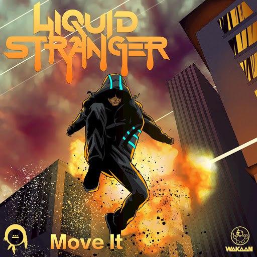 Liquid Stranger альбом Move It