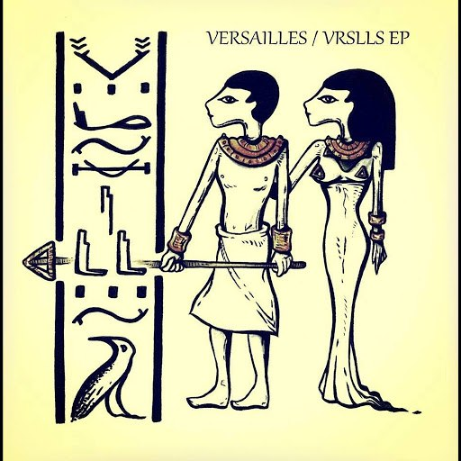 Versailles альбом VRSLLS Ep