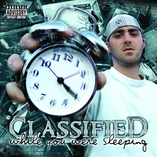 Classified альбом While You Were Sleeping