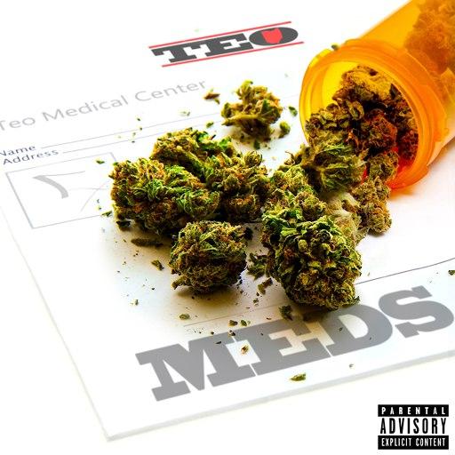Teo альбом MEDS