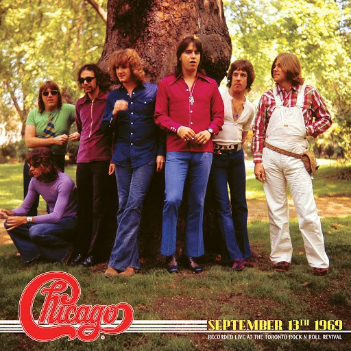 Chicago альбом September 13, 1969