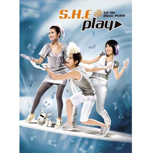S.H.E альбом PLAY