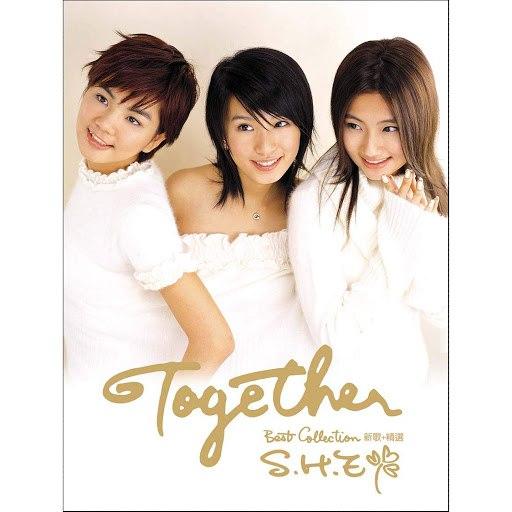 S.H.E альбом Together 新歌+精选