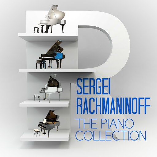 Sergei Rachmaninoff альбом Sergei Rachmaninoff: The Piano Collection