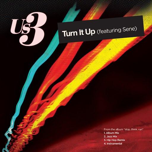 Us3 альбом Turn It Up EP