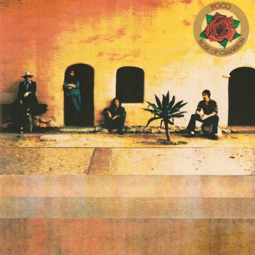 Poco альбом Rose Of Cimarron