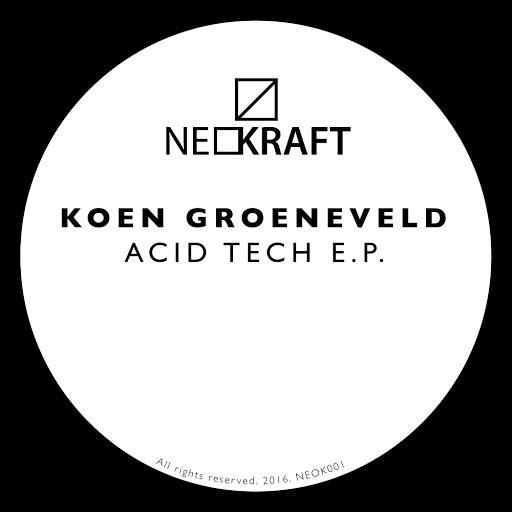 Koen Groeneveld альбом Acid Tech E.P.
