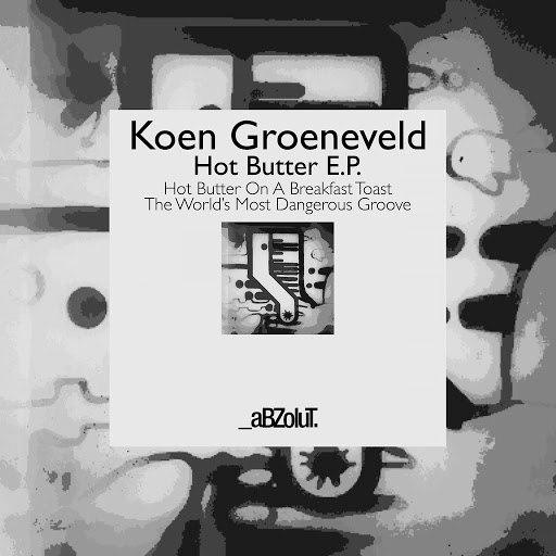 Koen Groeneveld альбом Hot Butter E.P.
