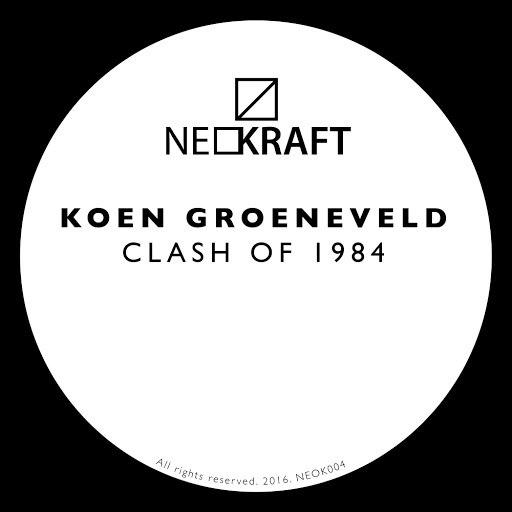 Koen Groeneveld альбом Clash Of 1984