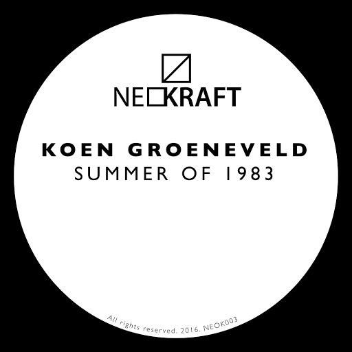 Koen Groeneveld альбом Summer Of 1983