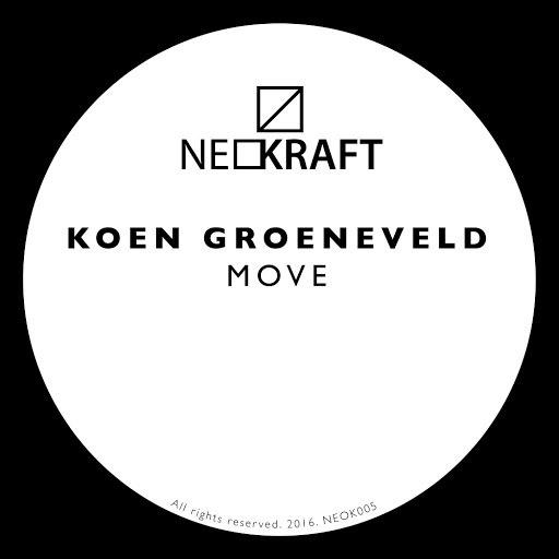 Koen Groeneveld альбом Move