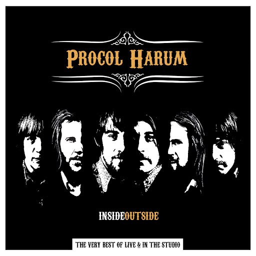 Procol Harum альбом Inside/Outside - The Very Best of Live & in the Studio