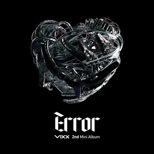 VIXX альбом Error