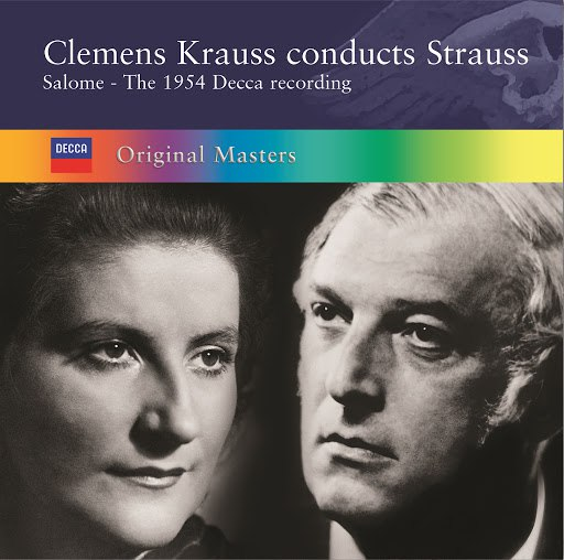 Richard Strauss альбом Strauss: Salome
