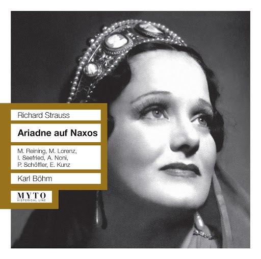 Richard Strauss альбом Strauss: Ariadne auf Naxos (Live)