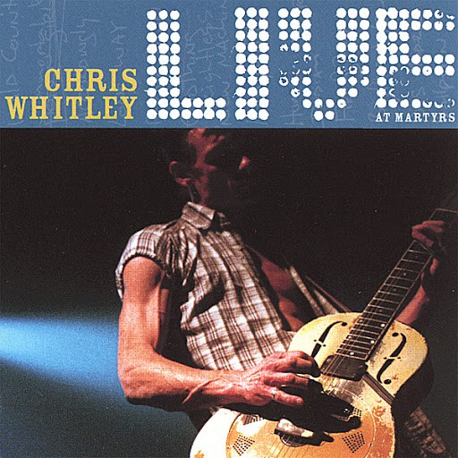 Chris Whitley альбом Live At Martyrs'