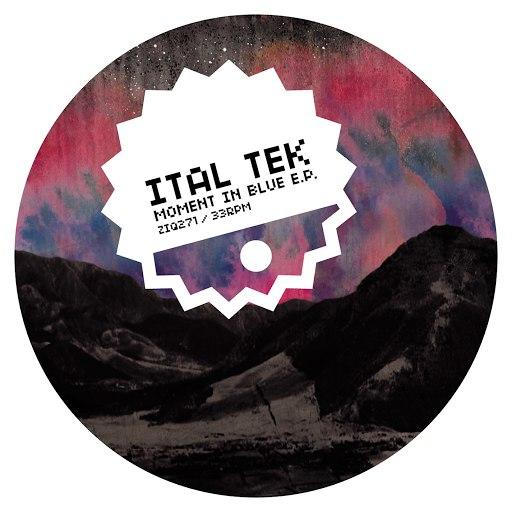 Ital Tek альбом Moment In Blue EP