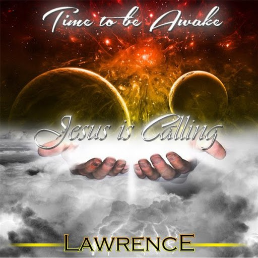 Lawrence альбом Jesus Is Calling