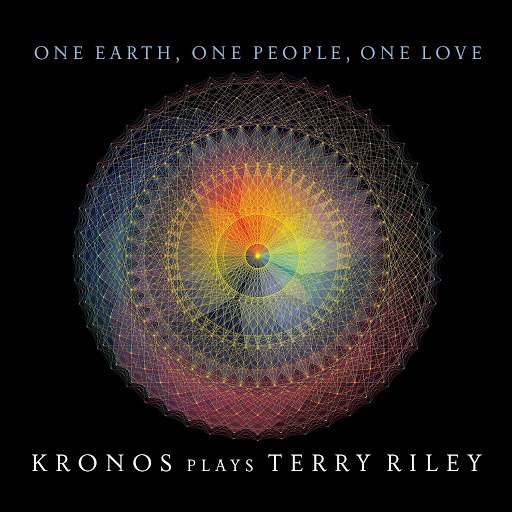 Kronos Quartet альбом One Earth, One People, One Love: Kronos Plays Terry Riley