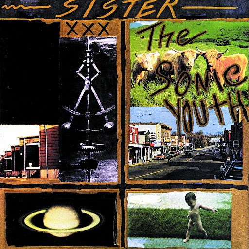 sonic youth альбом Sister