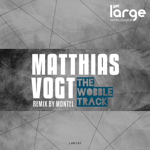 Matthias Vogt альбом The Wobble Track