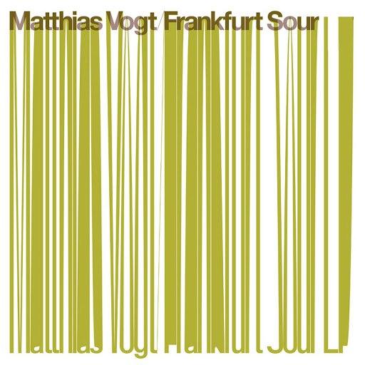 Matthias Vogt альбом Frankfurt Sour