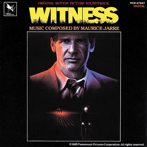 Maurice Jarre альбом Witness (Original Motion Picture Soundtrack)