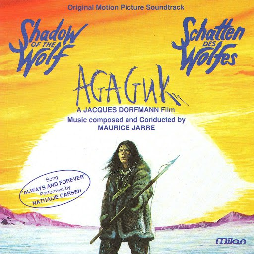 Maurice Jarre альбом Shadow of the Wolf
