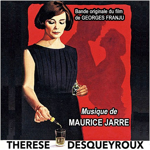 Maurice Jarre альбом Thérèse Desqueyroux (Original Movie Soundtrack)