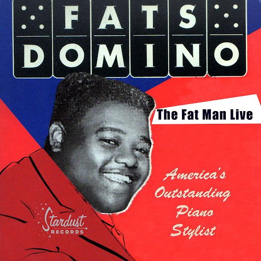 Fats Domino альбом The Fat Man Live