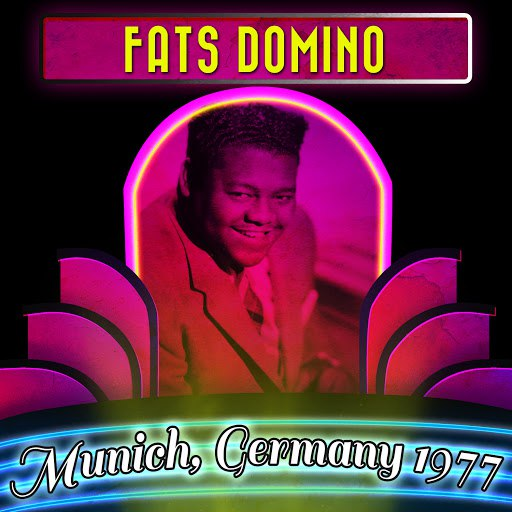Fats Domino альбом Munich Germany 1977