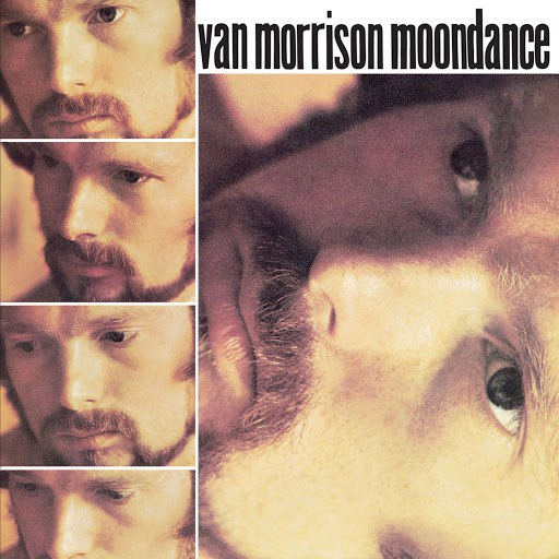 Van Morrison альбом Moondance