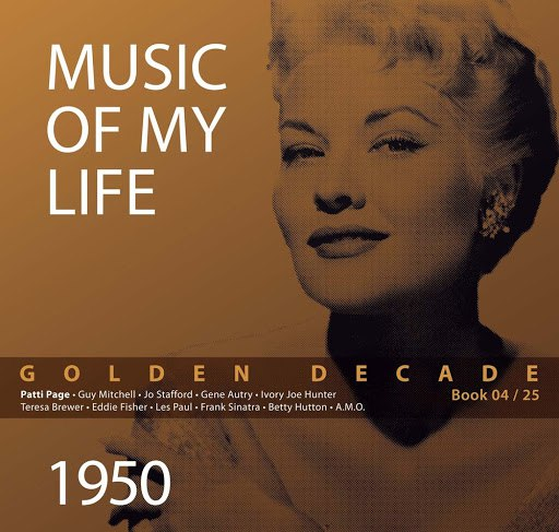 sampler альбом Golden Decade - Music of My Life (Vol. 4)