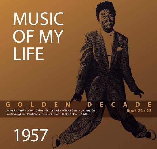 sampler альбом Golden Decade - Music of My Life (Vol. 22)