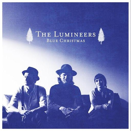 The Lumineers альбом Blue Christmas