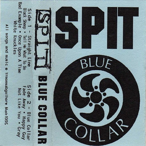 Spit альбом Blue Collar