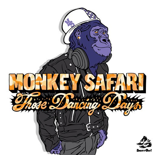 Monkey Safari альбом Those Dancing Days
