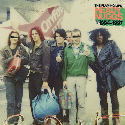 The Flaming Lips альбом Heady Nuggs 20 Years After Clouds Taste Metallic 1994-1997